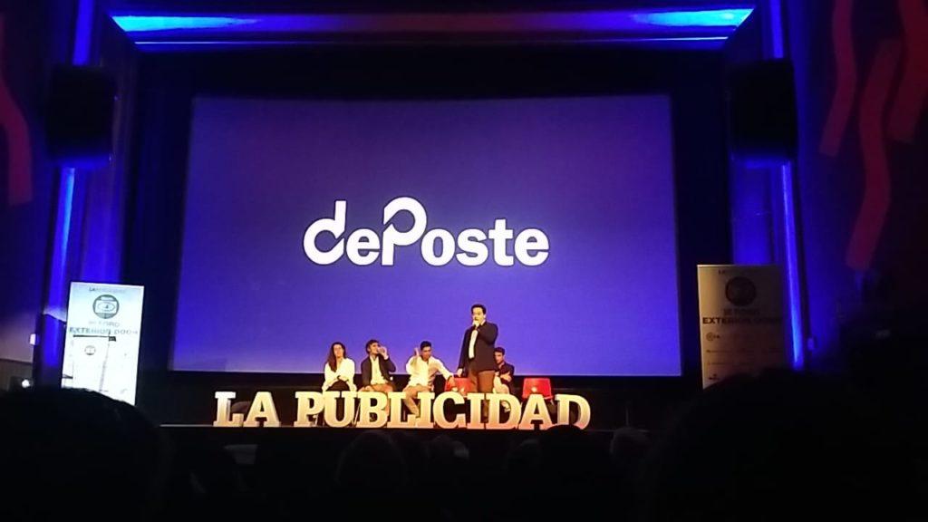 Presentación de Alberto Saquero en el Foro DOOH - dePoste